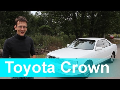 Toyota Crown s140