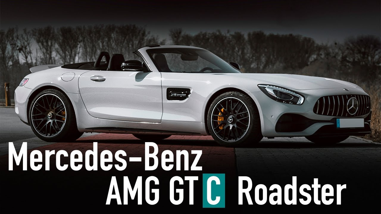 Обзор Mercedes-AMG GTC Roadster /// Новый GLC в салоне