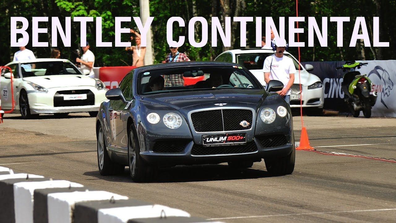 Bentley Continental GT V8 vs Mercedes-Benz S65 AMG