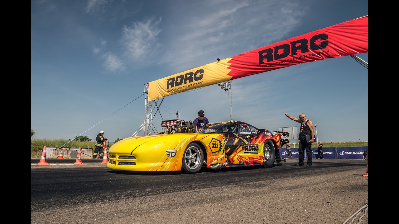 Dodge Viper DT — 6.5 sec. on 1/4 mile (the fastest car in Russia)