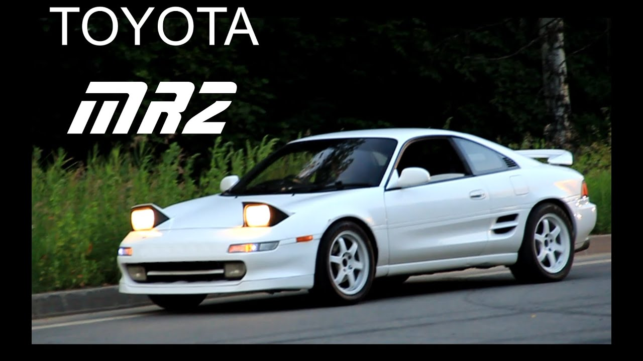 КОНКУРС 2014: Toyota MR2