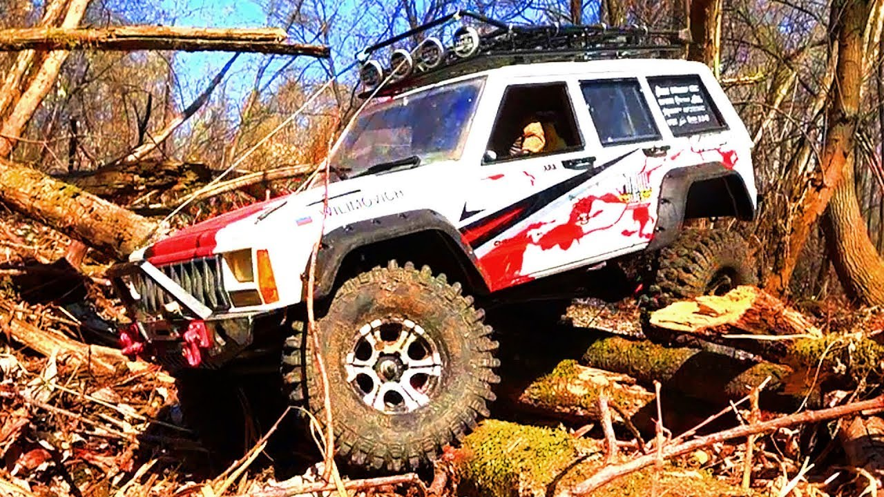 Radio Control Cars Deep Forest 4x4 OFF Road Extreme – Jeep, Ford, Land Rover — RC Extreme Pictures